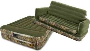 why i like the realtree camo sofa it u0027s inflatable