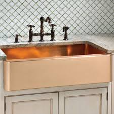 Bronze Kitchen Sink The Solera Is A Copper Or Bronze Sink Right For Your