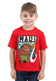 moana toddler shirt for boys