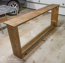 sofa delightful diy sofa table pallet entry cute rustic home