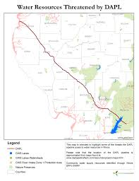 Illinois River Map Drinking Water In Illinois And The Dakota Access Pipeline