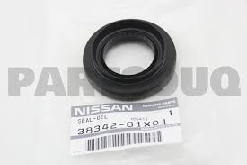 nissan genuine accessories canada 3834281x01 genuine nissan seal oil differential converter housing
