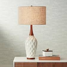 Mid Century Modern Tables Contemporary Table Lamps Modern Lamp Designs Lamps Plus