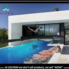 ceiltrim aquatics ceiltrim resin photo pool bottoms