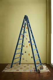 Christmas Decorations Blue Peter stepladder tree alternative christmas tree decorations