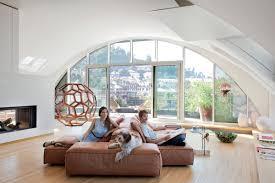 davide salvatico architetto un attico con vista sopra torino
