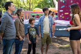 infinity commercial actress wally world vacation review ed helms and christina applegate make a few