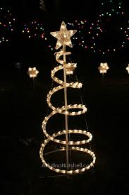 spiral tree outdoor decorations rainforest islands ferry