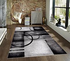 Large Modern Area Rugs 7030 Gray 5 2 7 2 Area Rug Modern Carpet Large New Area Rugs Shop