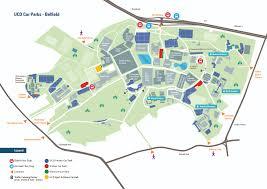 Map Of Dublin Ireland Ucd Dublin Commuting Maps