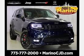 jeep grand for sale in chicago used jeep grand srt for sale in chicago il edmunds