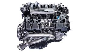 ford mustang gt horsepower by year ford s voodoo v 8 a tech primer feature car and driver car