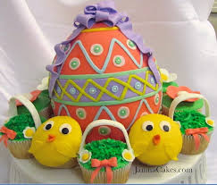 Edible Easter Egg Decorating Ideas easy easter cake decorating ideas family holiday net guide to