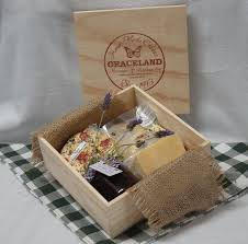 Cheese Gift Basket Cheese Gift Box Small Graceland Cheese