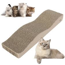Cardboard Scratchers For Cats Compare Prices On Corrugated Cat Scratcher Online Shopping Buy