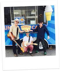 funnel cake express food truck toronto