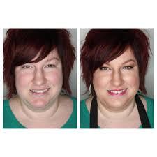 salon chic make up