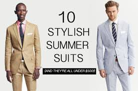 summer suit wedding style tip for guys what to wear to a summer wedding washingtonian