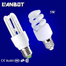 e27 b22 g24 u shape led corn light 3u led light bulb clear corn