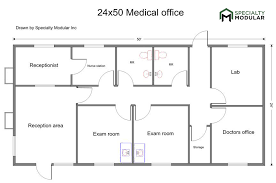 doctor office floor plan drawn office reception area pencil and in color drawn office