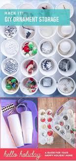 the 25 best diy ornament storage ideas on