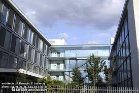 siege social leclerc architecture nord est région parisienne ile de archiguide