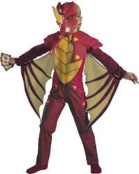 Dinosaur Halloween Costume Boys Deluxe Dragonoid Costume Bakugan Costumes Halloween