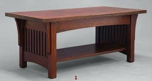 mission style end tables craftsman style coffee table coffee tables and end mission style
