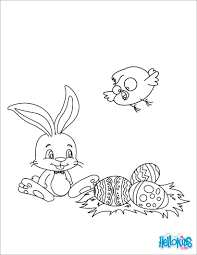 easter bunny coloring pages 35 online bunnies coloring