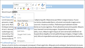 Count Same Words In Document How To Insert A Word Count Into Your Word Document Tips General