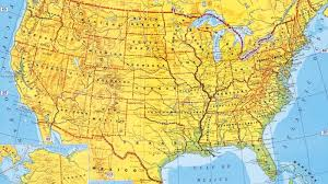 Usa Map Picture by Us Map Wallpapers Wallpaper Cave