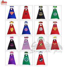 kids halloween party clipart 1layer 15 styles superhero cape for children halloween party