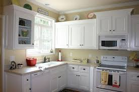 Painted Old Kitchen Cabinets Kitchen Room Design Great How To Paint Kitchen Cabinets Inside