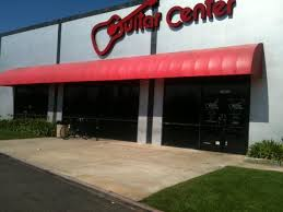 valley guitar center store