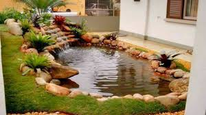 50 water garden and backyard ideas 2017 fountain waterfalls