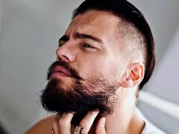 mens hairstyles pictures of hair and beard styles