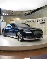 china luxury market requirements drive new lincoln continental