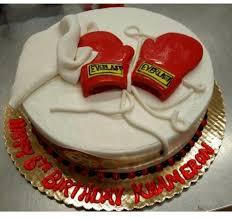 calumet bakery fondant boxing gloves cake boys decorated cakes