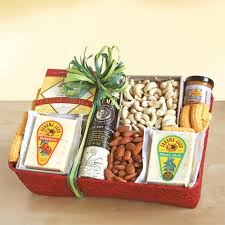 california gift baskets gourmet cheese and meat gift california delicious