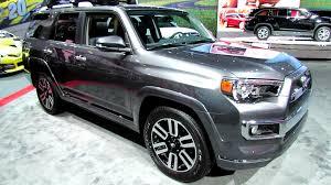 2014 toyota limited 2014 toyota 4runner limited exterior and interior walkaround
