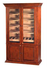 cigar humidor display cabinet cigar humidor commercial size display case 5000 hydra lg humidifier