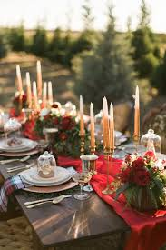 christmas tree farm wedding ideas whimsical wonderland weddings
