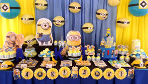 minions birthday party the banner minion party sam mateo s bday
