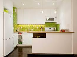 Green Kitchen Ideas For Green Kitchen Tile Backsplashes U2014 Home Designing