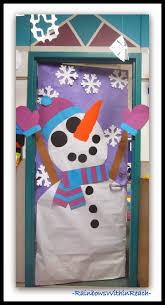 snowman door decorations 113217 christmas door decorating ideas snowman decoration ideas