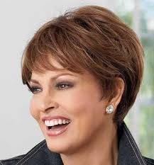 hairstyle for women over 50 with long nose photo gallery of short haircuts for women over 50 viewing 4 of 15