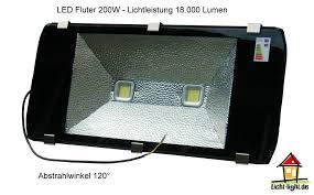 200w led flood light led flood l 200w 18 000 lumen coldwhite licht light