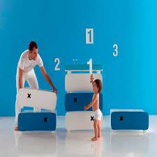 comodino per bambini comodino moderno in legno laccato rettangolare per bambini