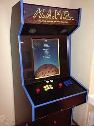 Cocktail Arcade Cabinet Kit 19 Best Mame Cabinet Images On Pinterest Cabinets And Raspberries