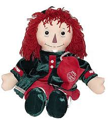 cuddly collectibles holiday keepsakes raggedy ann